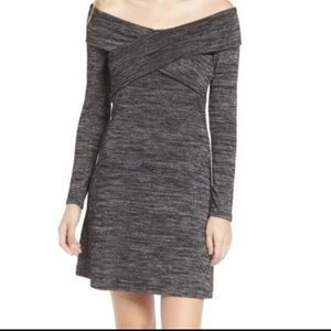 Stunning Leith Off the Shoulder Dress